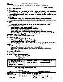 Giáo án Ngữ văn Khối 12 - Tiết 10+11: Nguyễn