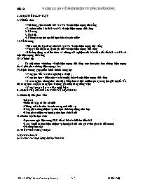 Giáo án Ngữ văn Khối 12 - Tiết 12: Nghị luận